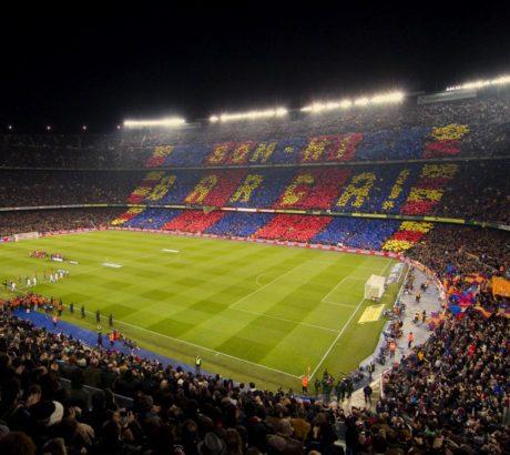 barcelona fotbollsresor biljetter
