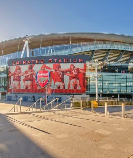Arsenal fotbollsresor och biljetter