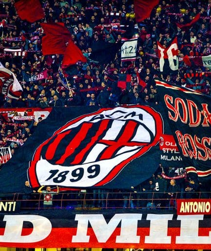 AC Milan fotbollsresor & biljetter