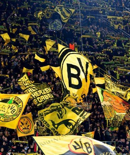 Borussia Dortmund fotbollsresor och biljetter