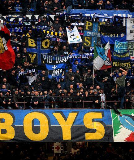 Inter fotbollsresor & biljetter