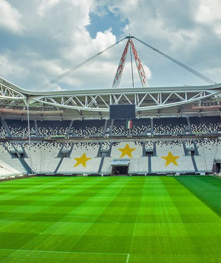 Juventus Serie A fotbollsresor biljetter