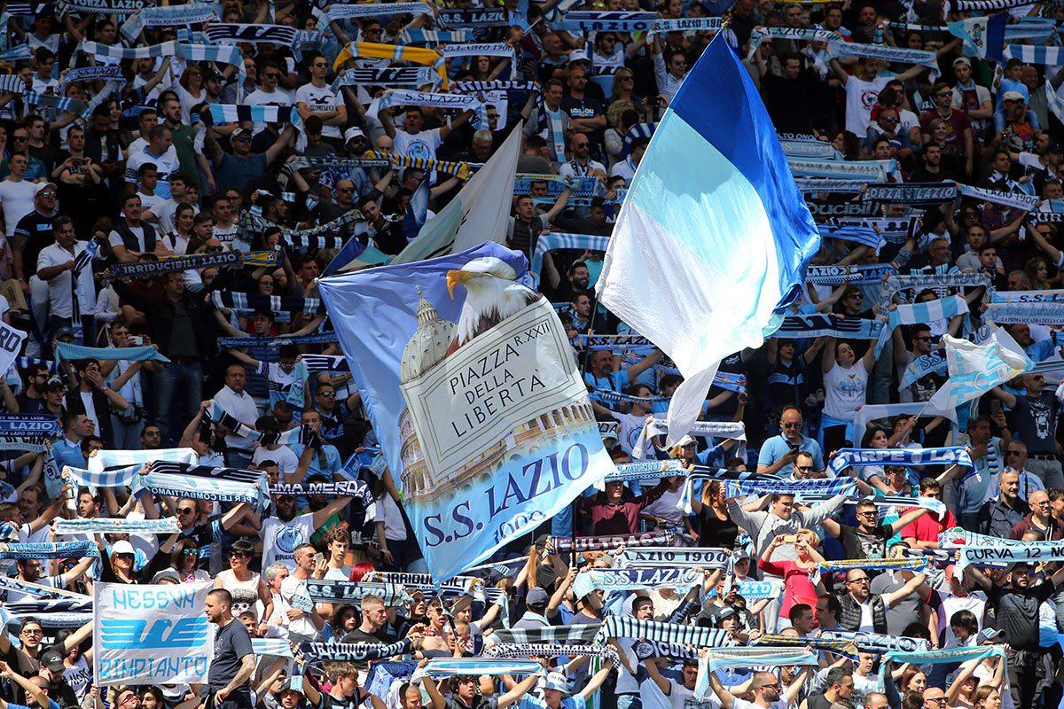 Lazio fotbollsresor biljetter