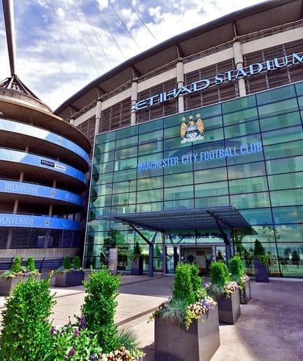 Manchester City fotbollsresor och biljetter