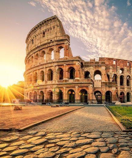 rom fotbollsresor