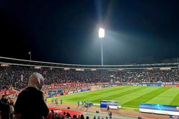 Röda Stjärnan Belgrad fotbollsresa